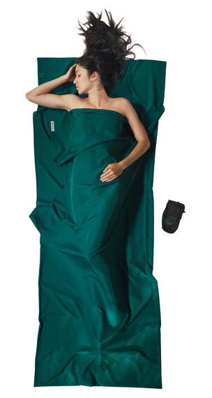 Cocoon - Drap sac de couchage microfibres - vert